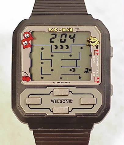 Retrogeeker Mad Ducketts The 500 Pac Man Watch