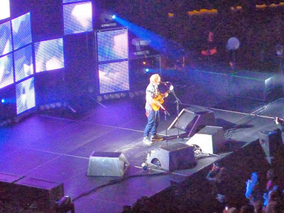 Ed Sheeran Madison Square Garden