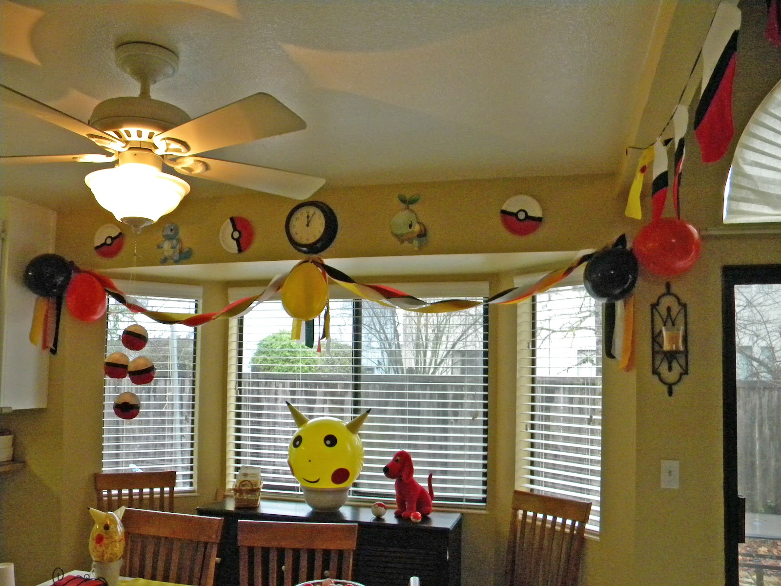Just A Frugal Mom Pokemon Birthday Party