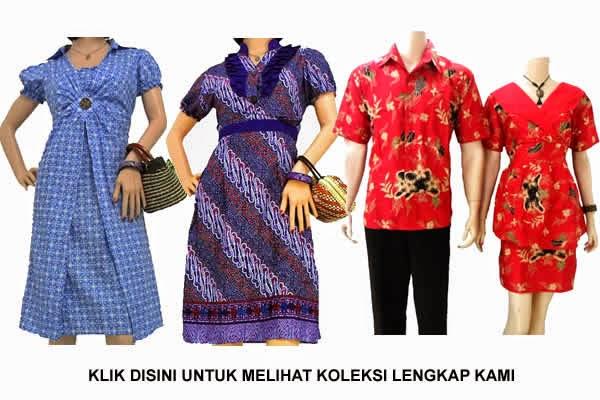 Foto Aneka Baju Batik Modern
