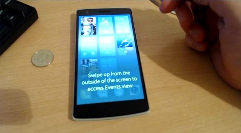 Sailfish Alpha OS, OnePlus One Smartphones, OnePlus One, smartphone, Jolla Mobile, Sailfish Alpha OS
