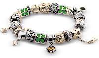 Pandora Bracelet And Charms3