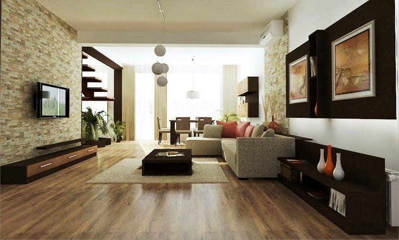 Decoracao De Sala Imagem ~ Decoração de sala  45 salas de estar decoradas
