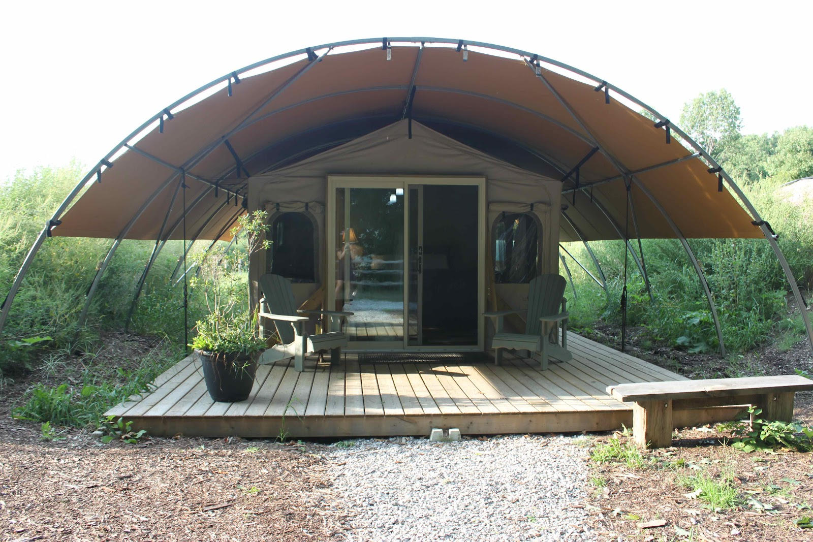 the hip amp urban s guide win a 400 glamping getaway