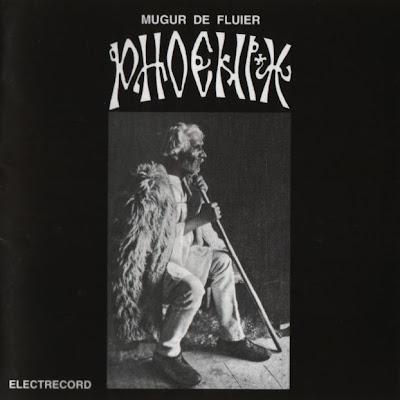 Phoenix - Mugur De Fluier 1974 (Romania, Prog Folk)