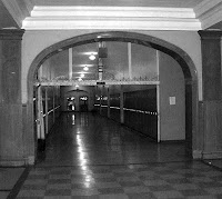 East High School Hallway - Denver, Colorado