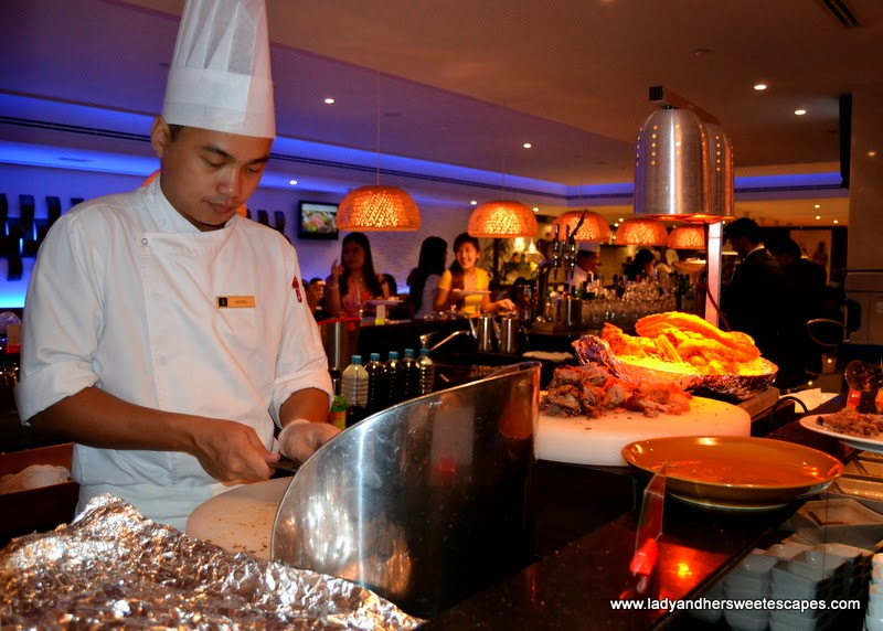 Filipino Buffet at Lamesa Restaurant in Asiana Hotel Dubai