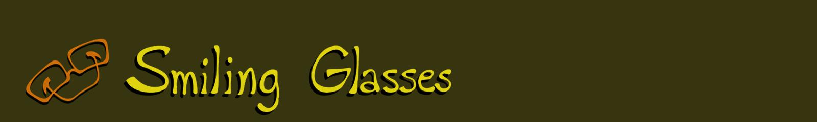 Smiling Glasses
