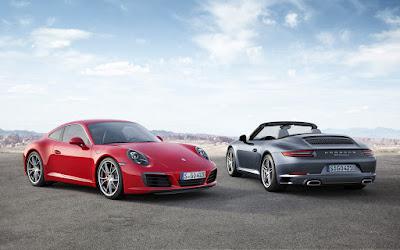 2016 Porsche 911 Carrera S 3 - Car Wallpapers