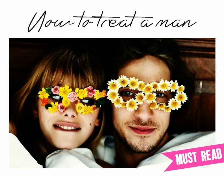 how to treat a man