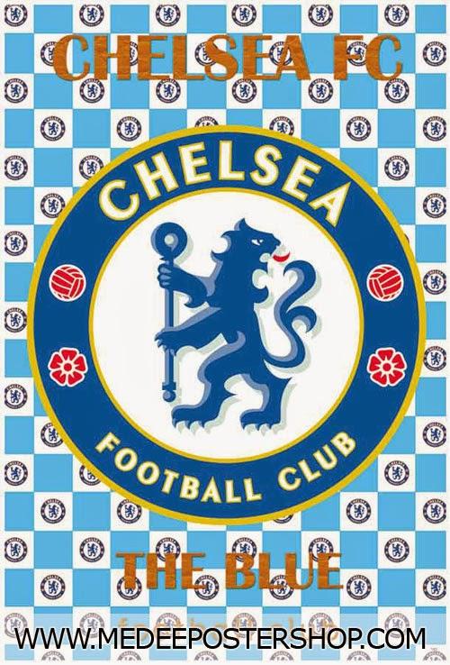 LOGO Chelsea Poster