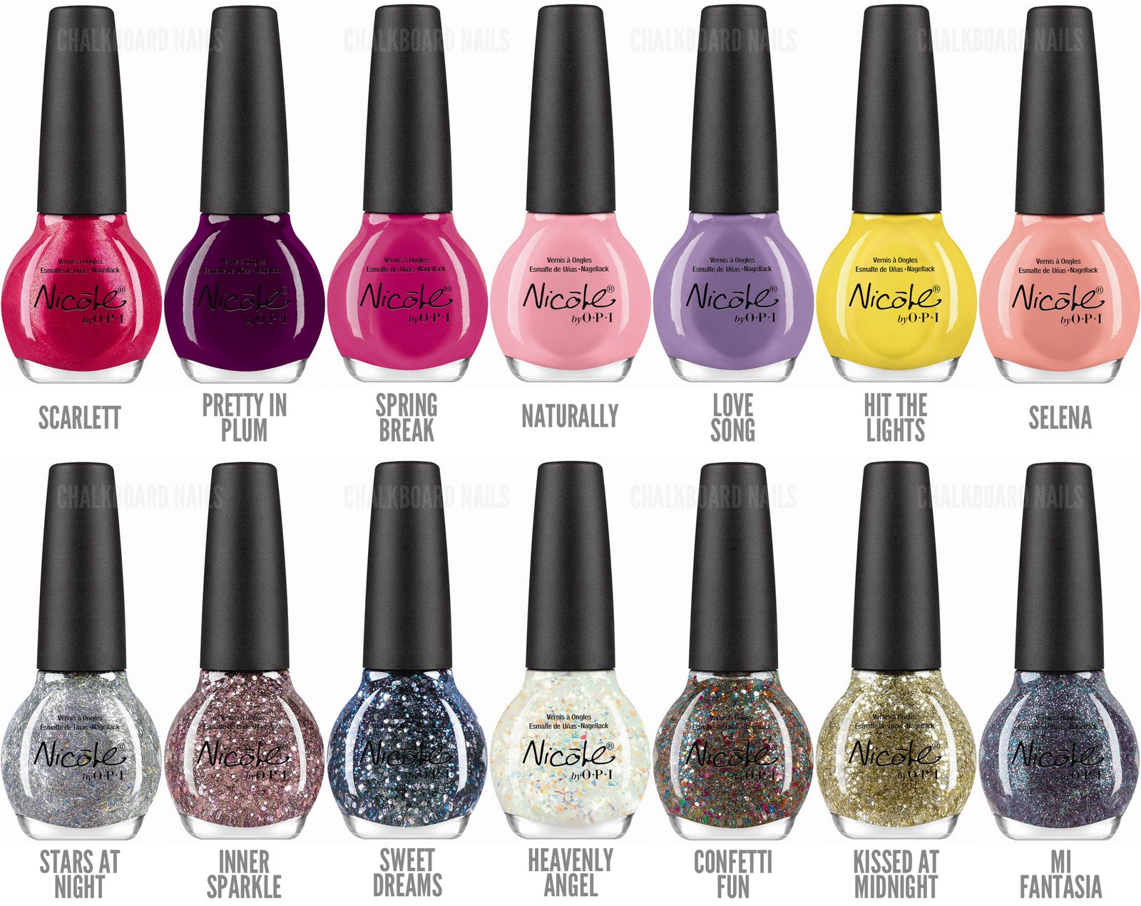 Pinky\'s Spring 2013 Nail Party Collections! - A Beauty Influencer\'\'s ...