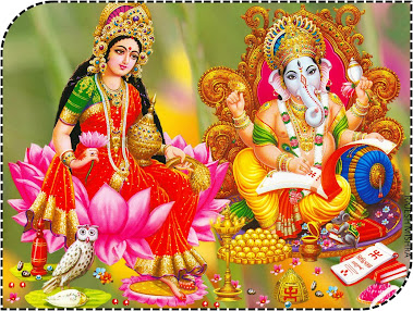 Shri Laxmiji-Ganeshji