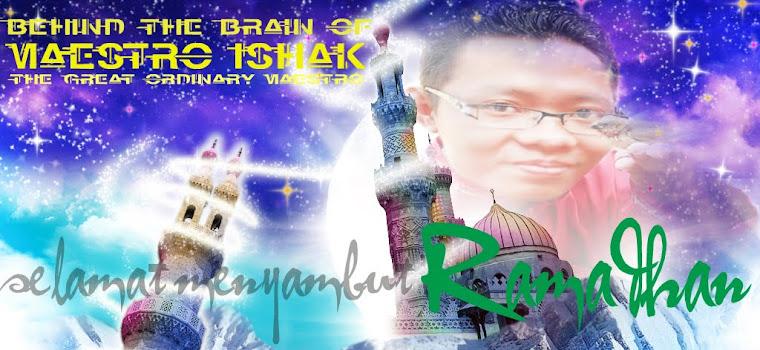 BeHind tHe BRain oF ::Maestro Ishak: