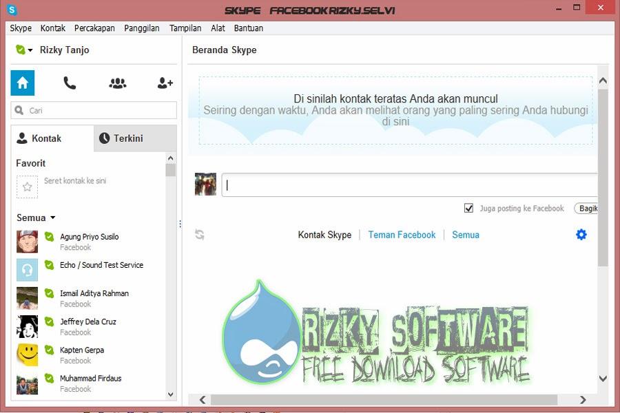 Skype Terbaru v6.18.73.105 Offline Installer