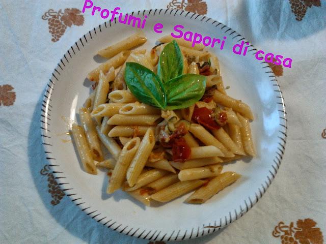 paste e zucchine