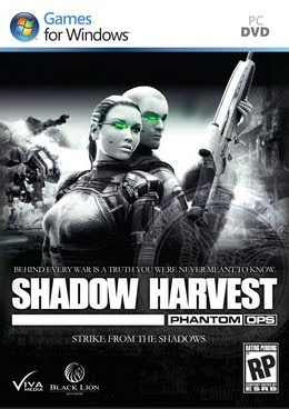 Shadow Harvest Phantom Ops