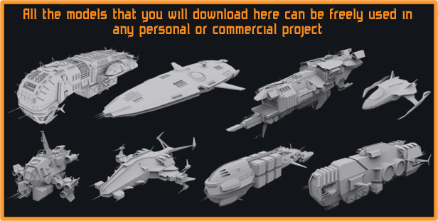 sci fi, solcommand,  3d, model, free, download, low poly, textured, mesh, game ready, original