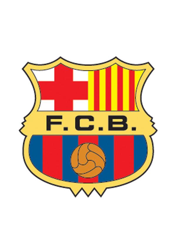 Escudo Futbol Club Barcelona Escudos De Futbol Para Imprimir Escudo