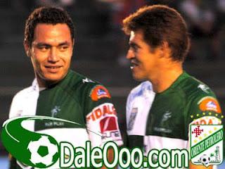 Oriente Petrolero - Gualberto Mojica, Miguel Angel Hoyos - DaleOoo.com sitio del Club Oriente Petrolero