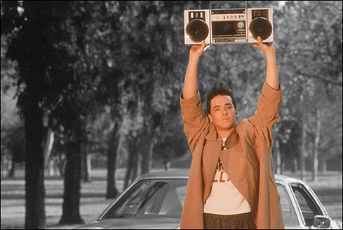 Image Result For S Movie With Boy Outside Window With Boombox