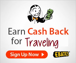 SAVE MORE WITH EBATES