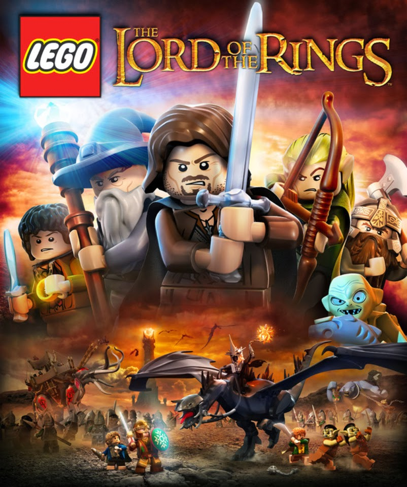 LEGO The Lord of the Rings - GameSpot