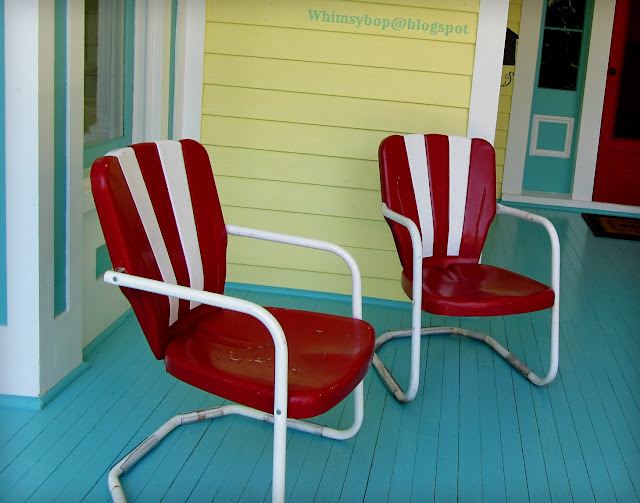 Whimsybop Collecting Vintage Motel Chairs Motel Chair Love