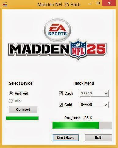 Madden NFL 25 Hack