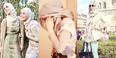 trend hijab 2013 5 Trend Hijab Terbaru 2013