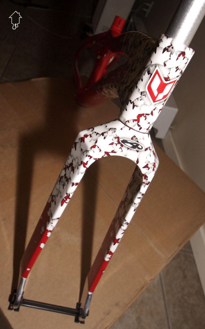 PaintHouse Customs: Full Custom YESS BMX Frame and Answer \