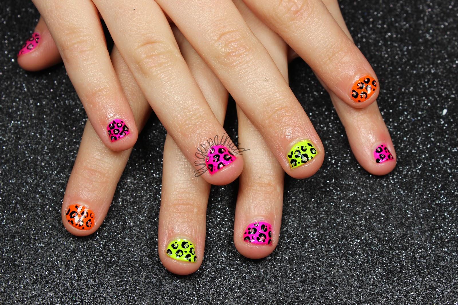 Nail Art Designs Tumblr Cheetah Thats all for this nail tech