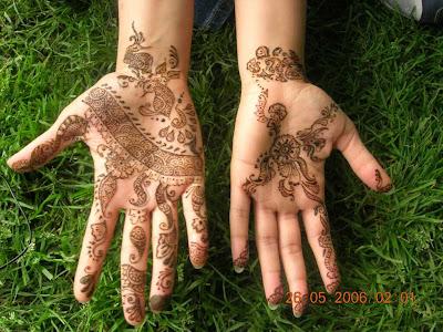 Eid Pakistani Mehndi Designs - 3