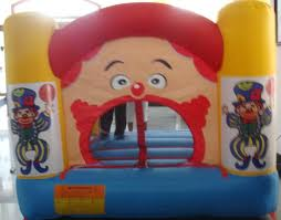 Clownbouncer,
