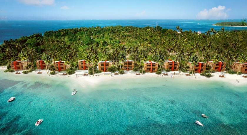 The Barefoot Eco Hotel Hanimaadhoo Maldives