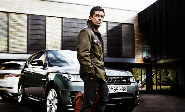 Barbour for Land Rover, street style, automovil, car, looks, fashion style, colaboración