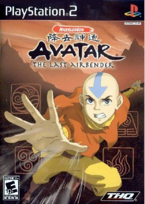 Avatar: The Last Airbender PS2