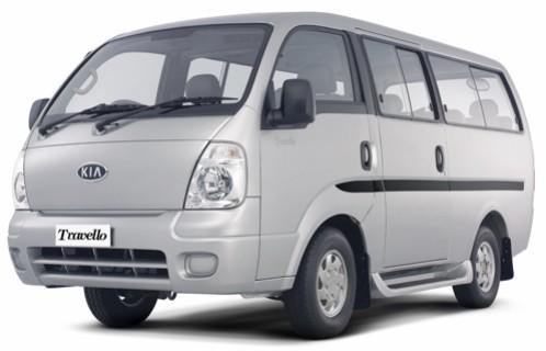 Sewa Rental Mobil Travello di Bandung