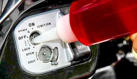 Tips Menghindari Aksi Pencurian Motor Dengan Cairan Setan Tips Menghindari Aksi Pencurian Motor Dengan Cairan Setan