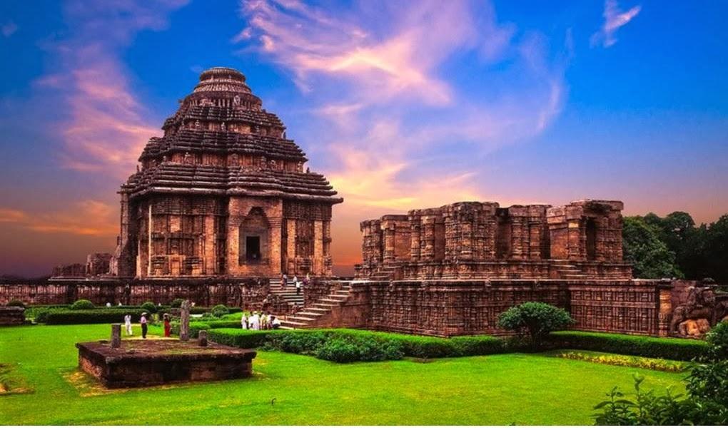 India-The Sun temple-Konark-Wallpaper