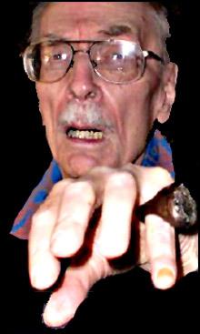 FORREST J ACKERMAN SHALL NOT DIE!!!