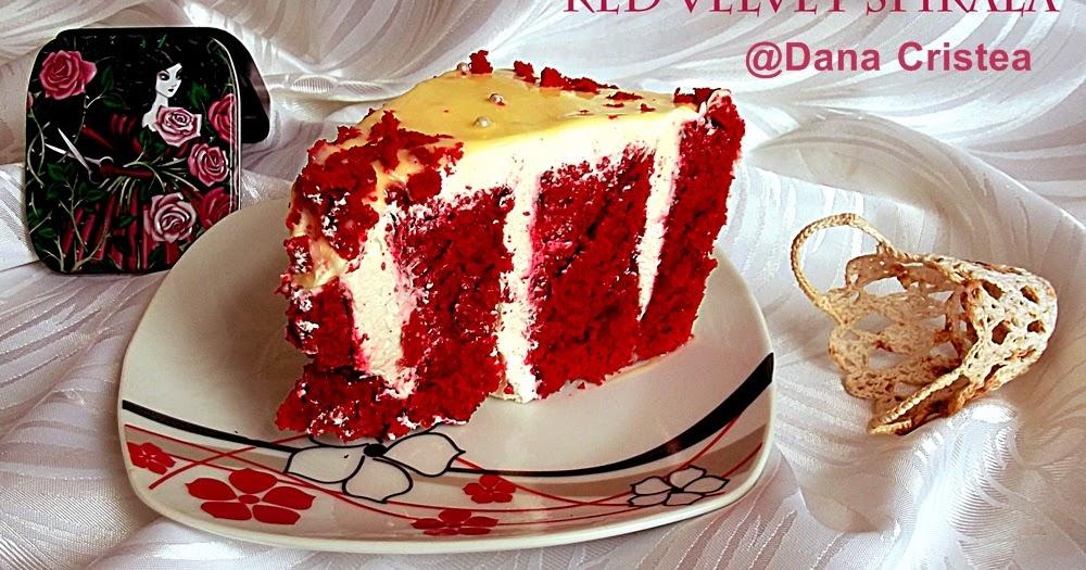 Simple Red Velvet Cake Recipe