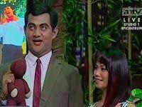 Mencalonkan Diri Menjadi Bupati Mr.Bean Indonesia Diolok-olok