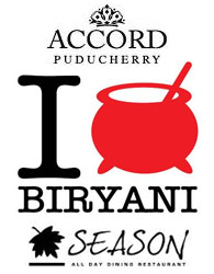 Biryani Food Festival at Accord