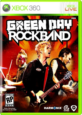 green day rock band cover Green Day RockBand – Xbox360