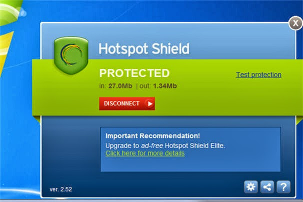 hotspot shield cracked version for pc