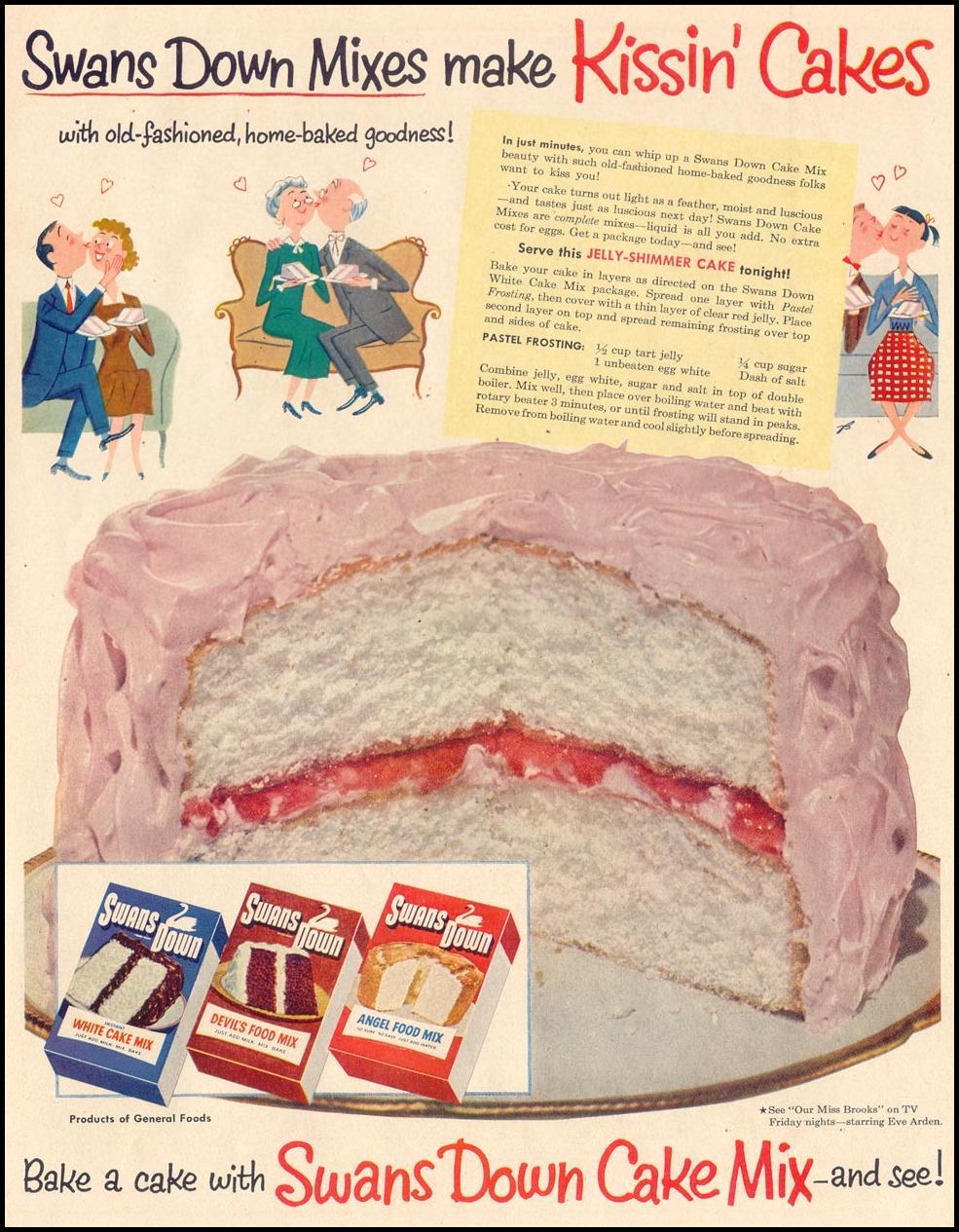 Swan Cake Flour Cookie Recipes