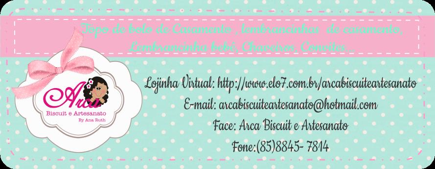 ઇઉ•.¸¸.• εїзARCA Biscuit e Artesanato - Anna ઇઉ•.¸¸.• εїз
