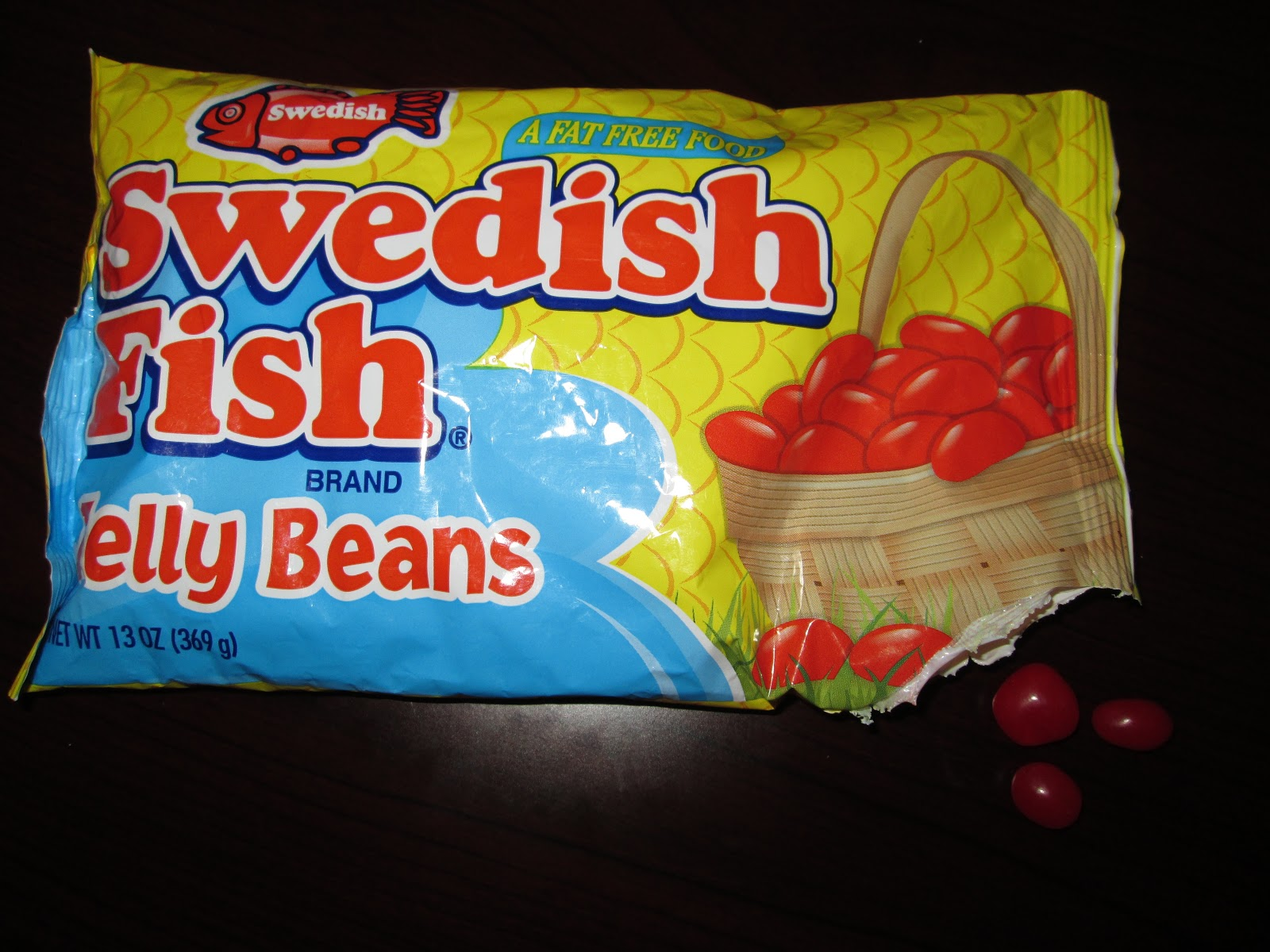 Trirunningdad best sweet tooth time of year for Swedish fish in sweden