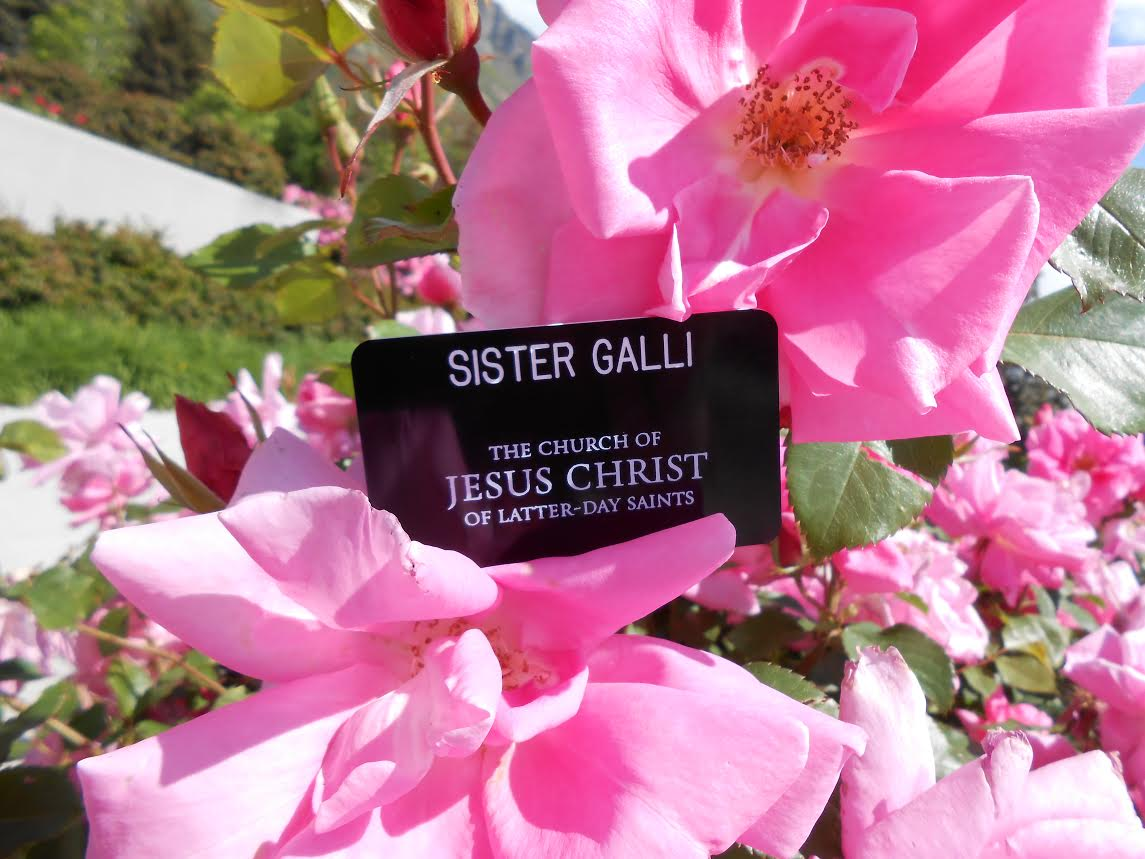 Missionary Name Tag